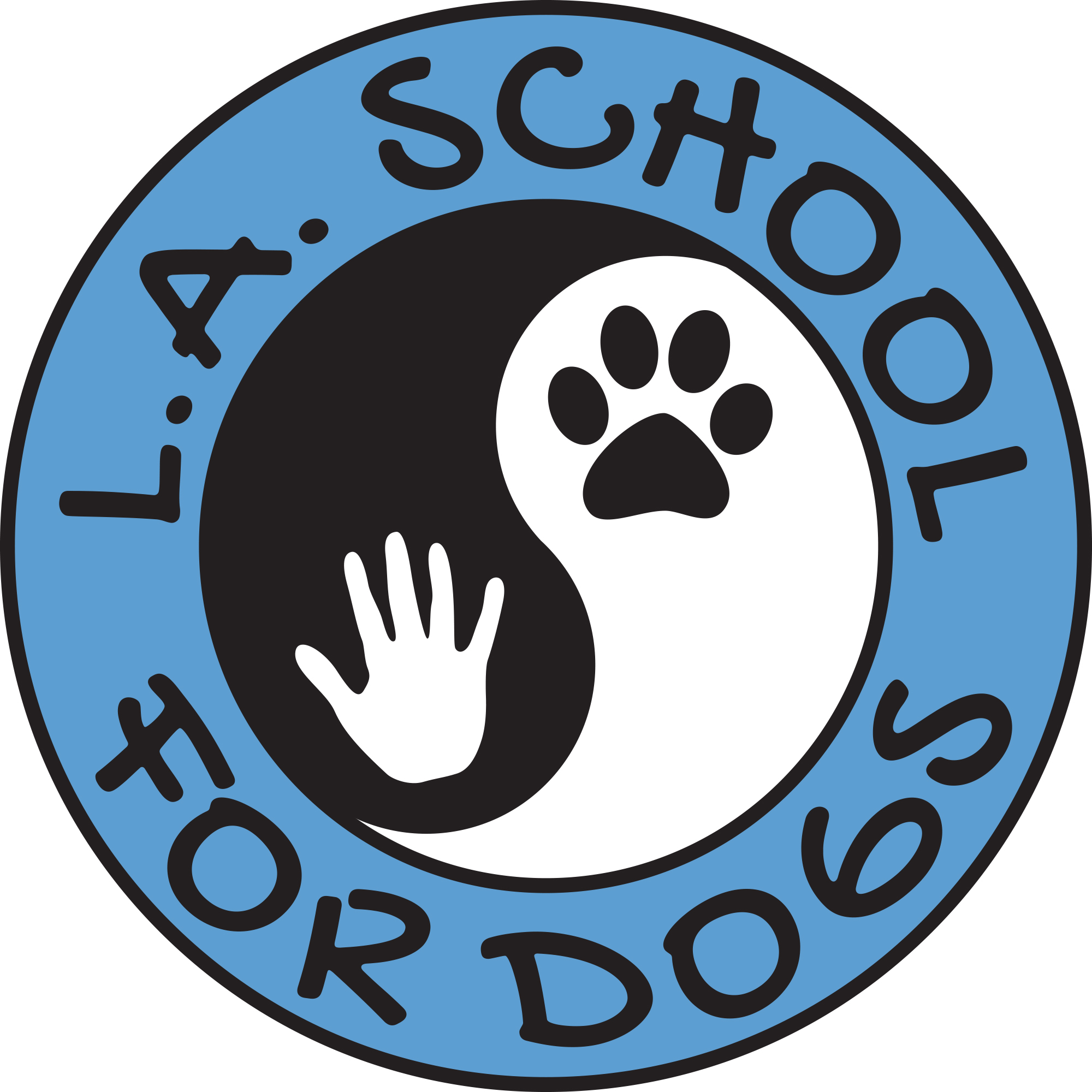 L.A. School for Dogs Members